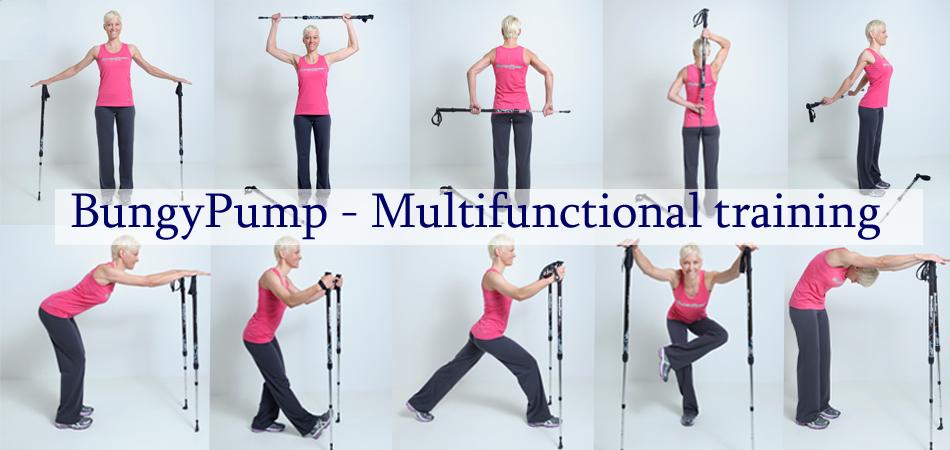 BungyPump multifunkční trénink