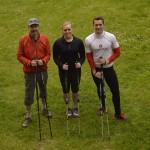 Mgr.Ivo Šenk - Nordic Walking Olomouc -  učitel a instruktor Nordic walking + BUNGYPUMP walking