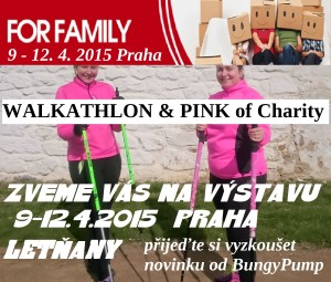 BungyPump of Sveden Vás zve na výstavu. FOR FAMILY 2015