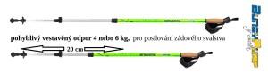 walkathlon pumpující hůlky